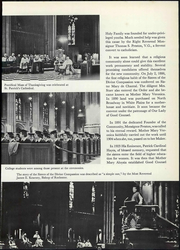 Page 11, 1962 Edition, Good Counsel College - Vestigia Yearbook (White Plains, NY) online yearbook collection