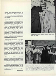 Page 12, 1962 Edition, Good Counsel College - Vestigia Yearbook (White Plains, NY) online yearbook collection
