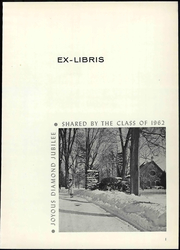 Page 7, 1962 Edition, Good Counsel College - Vestigia Yearbook (White Plains, NY) online yearbook collection