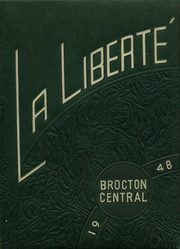 1948 Edition, Brocton High School - La Liberte Yearbook (Brocton, NY)