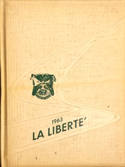 1963 Edition, Brocton High School - La Liberte Yearbook (Brocton, NY)