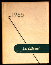 1965 Edition, Brocton High School - La Liberte Yearbook (Brocton, NY)