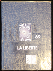 1969 Edition, Brocton High School - La Liberte Yearbook (Brocton, NY)