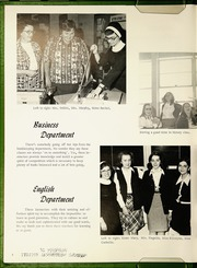 Page 10, 1975 Edition, Immaculata Academy - Reflections Yearbook (Hamburg, NY) online yearbook collection