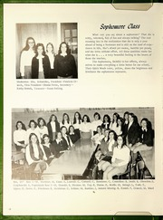 Page 16, 1975 Edition, Immaculata Academy - Reflections Yearbook (Hamburg, NY) online yearbook collection