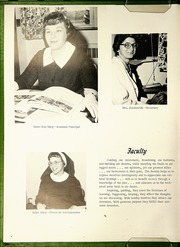 Page 8, 1975 Edition, Immaculata Academy - Reflections Yearbook (Hamburg, NY) online yearbook collection