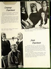 Page 9, 1975 Edition, Immaculata Academy - Reflections Yearbook (Hamburg, NY) online yearbook collection
