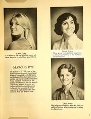 Page 11, 1976 Edition, Immaculata Academy - Reflections Yearbook (Hamburg, NY) online yearbook collection