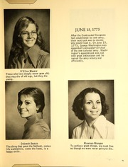 Page 17, 1976 Edition, Immaculata Academy - Reflections Yearbook (Hamburg, NY) online yearbook collection