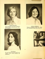 Page 8, 1976 Edition, Immaculata Academy - Reflections Yearbook (Hamburg, NY) online yearbook collection