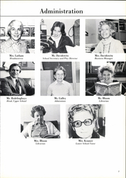 Page 11, 1983 Edition, Barnard School - Mirror Yearbook (New York, NY) online yearbook collection
