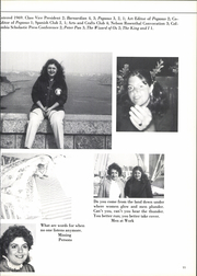 Page 15, 1983 Edition, Barnard School - Mirror Yearbook (New York, NY) online yearbook collection