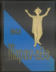 1963 Edition, St Andrews Seminary - Mapav Yearbook (Rochester, NY)