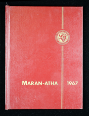 1967 Edition, St Andrews Seminary - Mapav Yearbook (Rochester, NY)