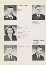 Page 12, 1948 Edition, South Dayton High School - Pioneer Yearbook (South Dayton, NY) online yearbook collection