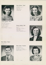 Page 15, 1948 Edition, South Dayton High School - Pioneer Yearbook (South Dayton, NY) online yearbook collection