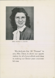 Page 6, 1948 Edition, South Dayton High School - Pioneer Yearbook (South Dayton, NY) online yearbook collection