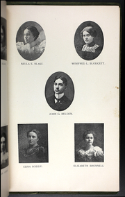 Page 13, 1899 Edition, College at Brockport - Saga Yearbook (Brockport, NY) online yearbook collection