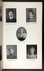 Page 15, 1899 Edition, College at Brockport - Saga Yearbook (Brockport, NY) online yearbook collection
