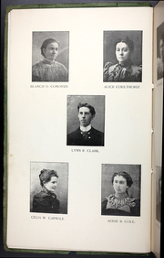 Page 16, 1899 Edition, College at Brockport - Saga Yearbook (Brockport, NY) online yearbook collection