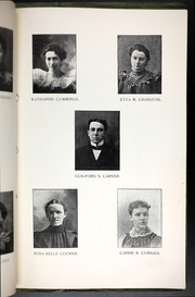 Page 17, 1899 Edition, College at Brockport - Saga Yearbook (Brockport, NY) online yearbook collection