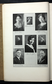 Page 16, 1927 Edition, College at Brockport - Saga Yearbook (Brockport, NY) online yearbook collection