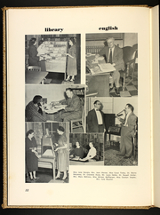 Page 16, 1954 Edition, College at Brockport - Saga Yearbook (Brockport, NY) online yearbook collection
