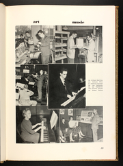 Page 17, 1954 Edition, College at Brockport - Saga Yearbook (Brockport, NY) online yearbook collection