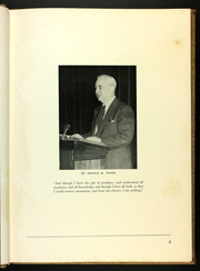 Page 7, 1954 Edition, College at Brockport - Saga Yearbook (Brockport, NY) online yearbook collection