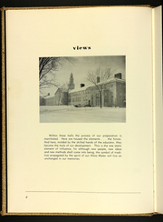 Page 8, 1954 Edition, College at Brockport - Saga Yearbook (Brockport, NY) online yearbook collection