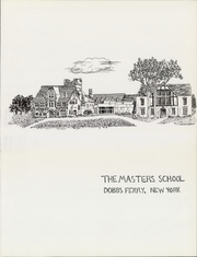 Page 5, 1974 Edition, Masters School - Masterpieces Yearbook (Dobbs Ferry, NY) online yearbook collection