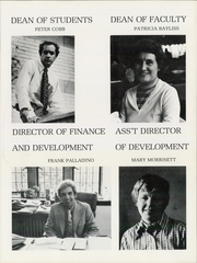 Page 11, 1976 Edition, Masters School - Masterpieces Yearbook (Dobbs Ferry, NY) online yearbook collection