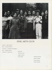 Page 79, 1976 Edition, Masters School - Masterpieces Yearbook (Dobbs Ferry, NY) online yearbook collection