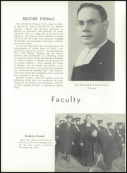 Page 13, 1949 Edition, Christian Brothers Academy - Cadet Yearbook (Albany, NY) online yearbook collection