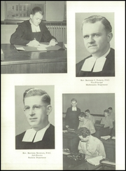 Page 14, 1949 Edition, Christian Brothers Academy - Cadet Yearbook (Albany, NY) online yearbook collection