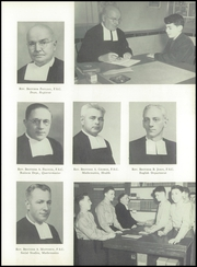 Page 15, 1949 Edition, Christian Brothers Academy - Cadet Yearbook (Albany, NY) online yearbook collection