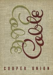 1941 Edition, Cooper Union College - Cable Yearbook (New York, NY)