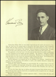 Page 11, 1941 Edition, Cooper Union College - Cable Yearbook (New York, NY) online yearbook collection