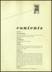 Page 9, 1941 Edition, Cooper Union College - Cable Yearbook (New York, NY) online yearbook collection