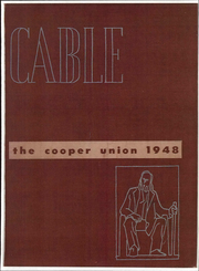 1948 Edition, Cooper Union College - Cable Yearbook (New York, NY)