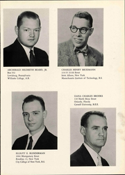 Page 13, 1956 Edition, Cornell Medical College - Samaritan Yearbook (New York, NY) online yearbook collection