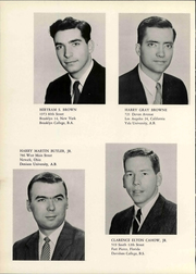 Page 14, 1956 Edition, Cornell Medical College - Samaritan Yearbook (New York, NY) online yearbook collection