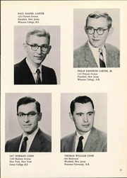 Page 15, 1956 Edition, Cornell Medical College - Samaritan Yearbook (New York, NY) online yearbook collection