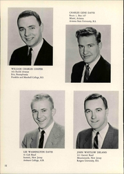 Page 16, 1956 Edition, Cornell Medical College - Samaritan Yearbook (New York, NY) online yearbook collection