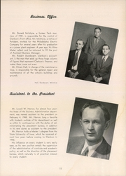 Page 11, 1948 Edition, Clarkson University - Clarksonian Yearbook (Potsdam, NY) online yearbook collection