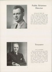 Page 14, 1949 Edition, Clarkson University - Clarksonian Yearbook (Potsdam, NY) online yearbook collection