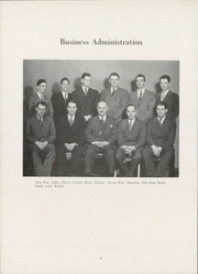 Page 16, 1949 Edition, Clarkson University - Clarksonian Yearbook (Potsdam, NY) online yearbook collection