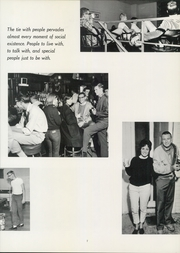 Page 11, 1966 Edition, Clarkson University - Clarksonian Yearbook (Potsdam, NY) online yearbook collection