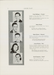Page 6, 1940 Edition, Vernon High School - Junior Annual Yearbook (Vernon, NY) online yearbook collection