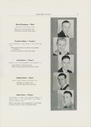 Page 7, 1940 Edition, Vernon High School - Junior Annual Yearbook (Vernon, NY) online yearbook collection